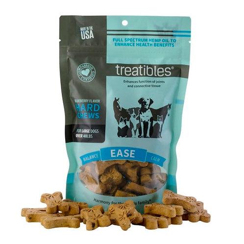 Ease (Blueberry) CBD Hard Chew Lg 8.5 oz
