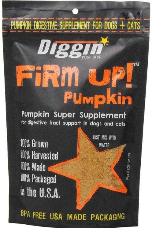 DYD Firm Up 1 oz Natural Pumpkin Trial Size
