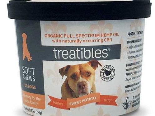 Soft Hemp Canine Chews 5.3 oz