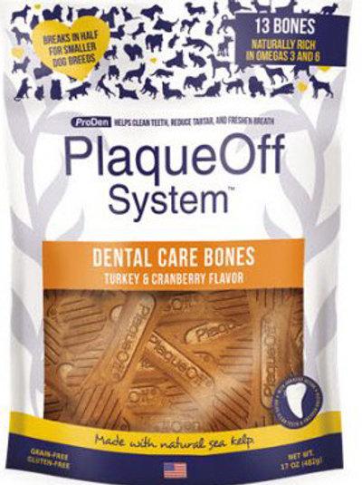 Dental Care Bones Turkey & Cranberry 17 oz 13ct