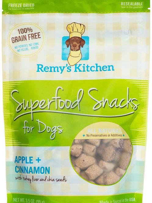 APPLE + CINNAMON FOR DOGS 3.5 oz