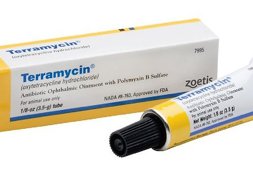 Terramycin Ointment 1/8 oz