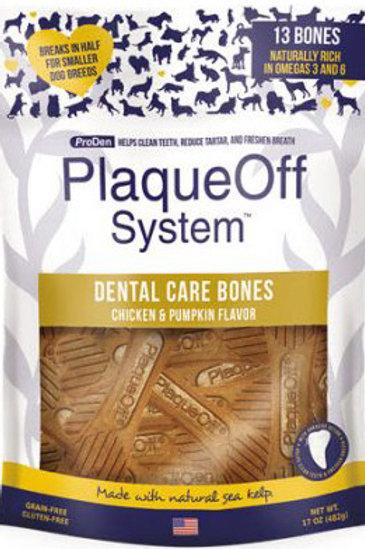 Dental Care Bones Chicken & Pumpkin 17 oz 13ct