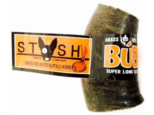 Buba Chew 100% Natural Water Buffalo Horn Med