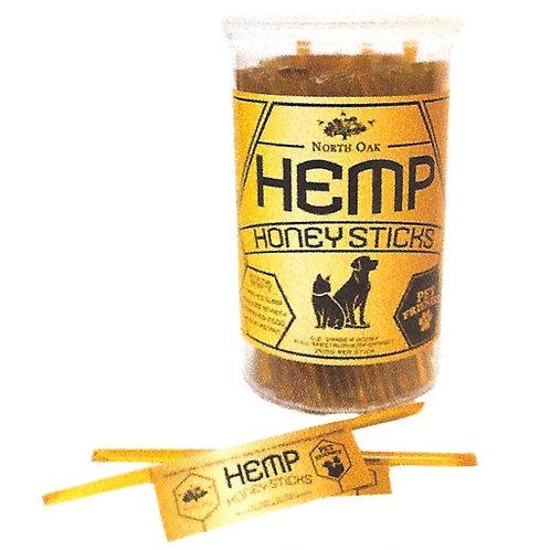 Hemp Honey Sticks 25mg Hemp Oil per stick 100/Jar