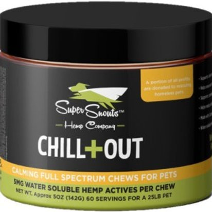 Chill Out 60/5mg Soft Chew