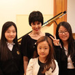 After the masterclass in Korea