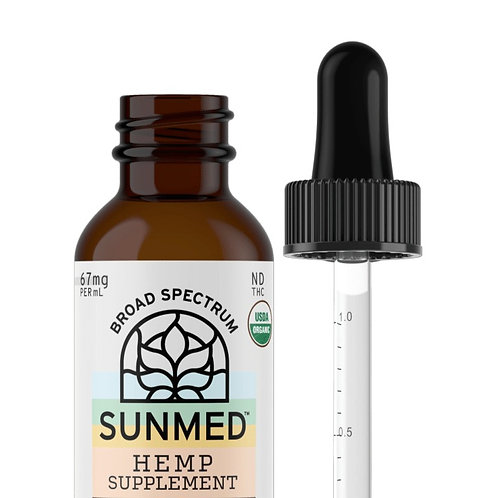 Broad Spectrum Tinctures - 3000mg