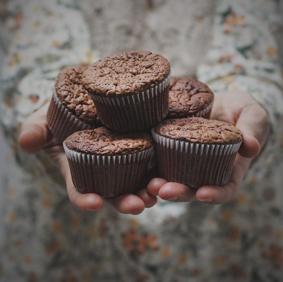 Moist paleo chocolate cake