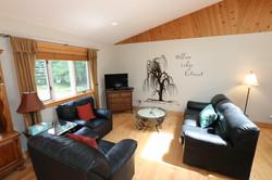 Living Room: Upstairs