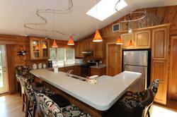 Kitchen: Upstairs