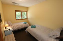 Bedroom 2: Downstairs