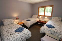 Bedroom 3: Downstairs