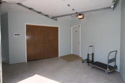 Back-in Garage Port