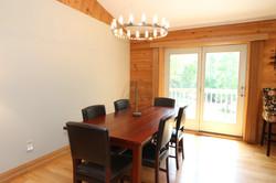 Dining Room: Upstairs