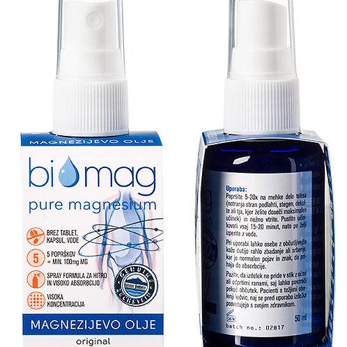 BI MAG magnesium oil 50 ml