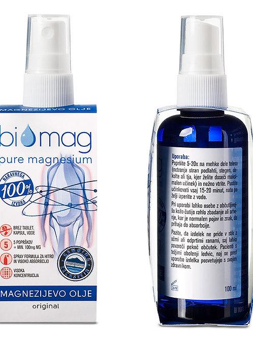 BI MAG magnesium oil 100ml