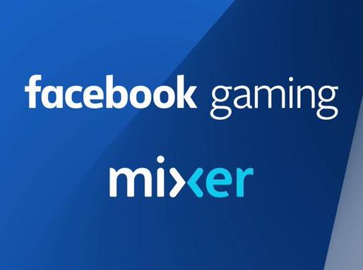 Microsoft Encerra o Mixer e Migra Usuários e Streamers para o Facebook Gaming