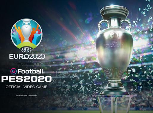 PES 2020: Konami Anuncia Evento eFootball no Console e Celular