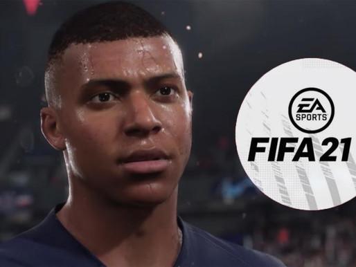 FIFA 21 Será lançado em 9 de outubro