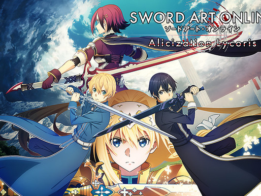 Sword Art Online Alicization Lycoris Recebe novo Trailer de Gameplay