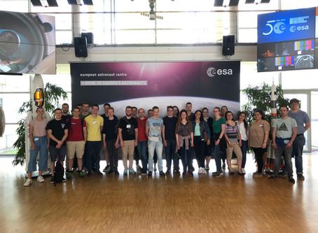 Exkursion zum Deutschen Zentrum für Luft- und Raumfahrt
