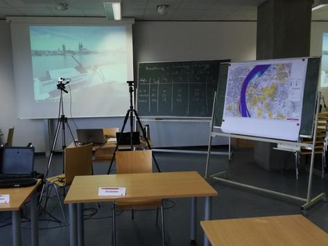 Rückblick: Stabsrahmenübung im Wintersemester 20/21