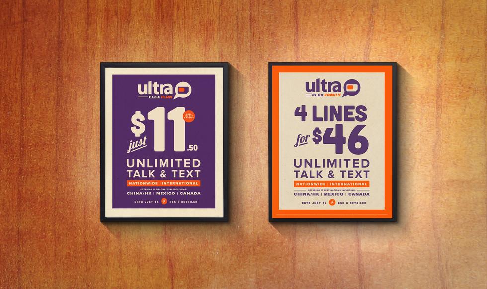 Ultra Mobile Flex Plan