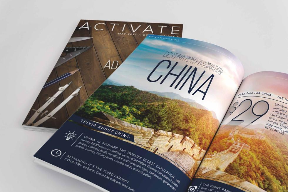 Activate Magazine