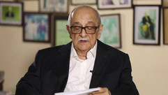 Fali S. Nariman speaks about Charitnatio