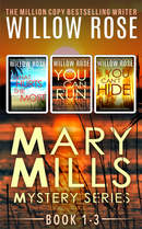 Mary Mills Mystery Series books 1-3