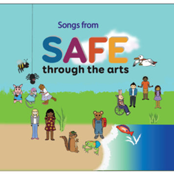 SAFE Through the Arts Digital Download