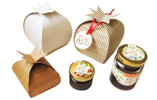 רימוני דבש בגדלים שונים