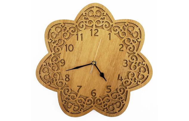 שעון פרח 1