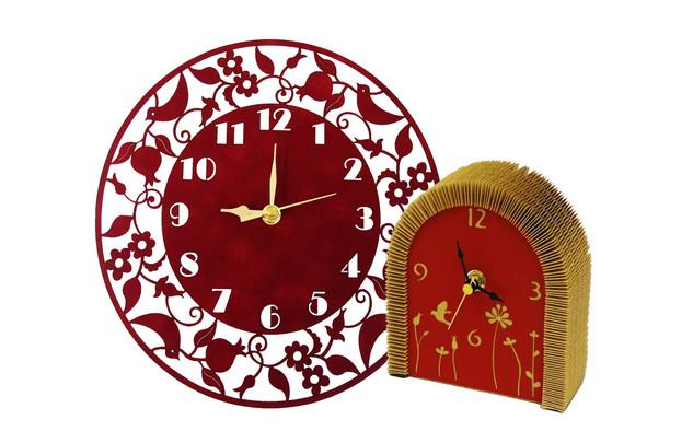 שעון קטיפה ושעון חלת דבש