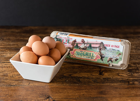 Coligny Creek Free-Range Eggs