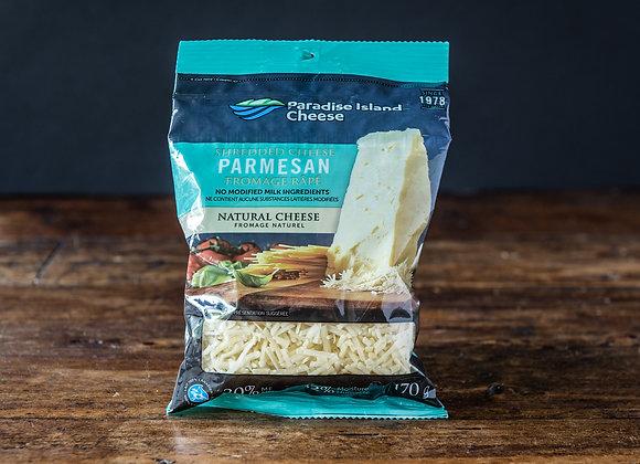 Paradise Island Shredded Parmesan