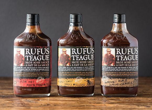 Rufus Teague BBQ Sauces