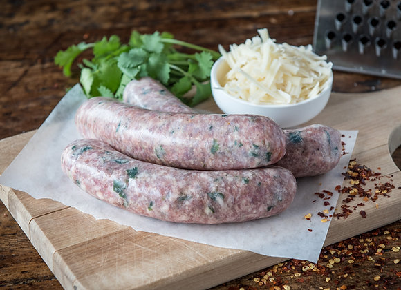 Finochio Sausage – Pork
