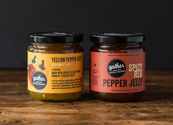 Gather Pepper Jelly