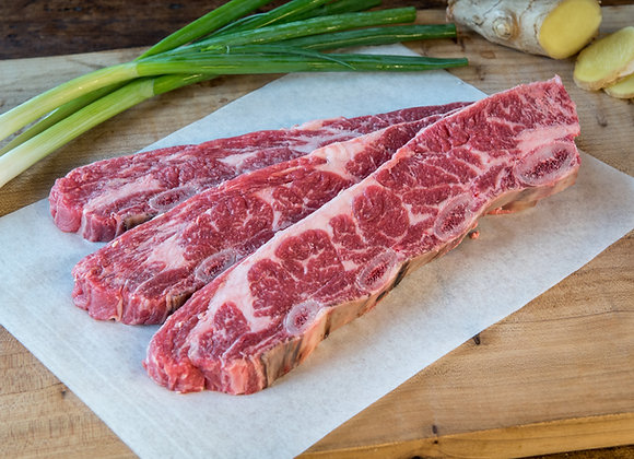 Grill Cut Beef Shortribs