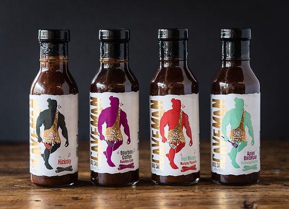 Caveman BBQ Sauces