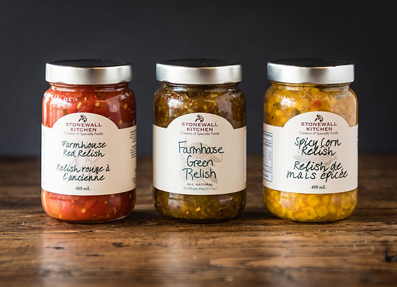 Stonewall Kitchen Premium Relish