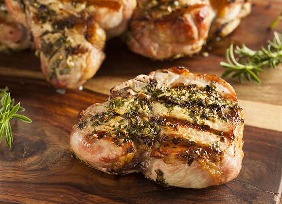 Boneless Pork Loin Chops
