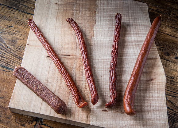 Savoury Meat Sticks