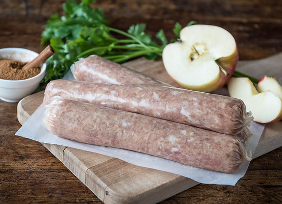 Turkey & Apple Sausage
