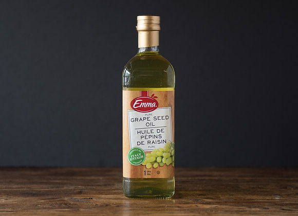 Emma's Pure Grape Seed Oil