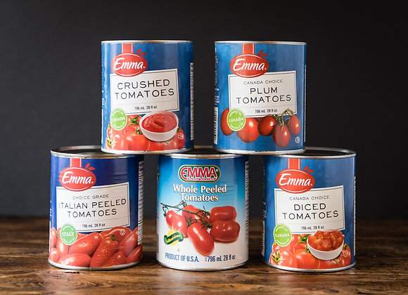 Emma's Canned Tomatoes