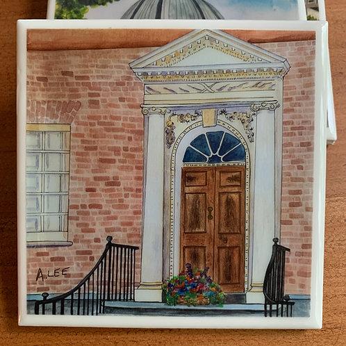 Hammond-Harwood House - May Day - Annapolis, Maryland