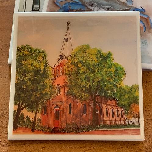 St. Anne's Episcopal Church - Annapolis, Maryland